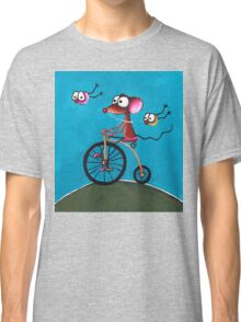 The Yellow Bike Classic T-Shirt