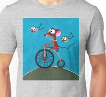 The Yellow Bike Unisex T-Shirt