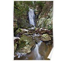Glen Gobel Falls Poster