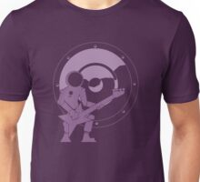 Bass Cadet with Speaker Amp Moon 2 Unisex T-Shirt