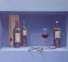 Wine tasting II by Belen Fernandez Vigo