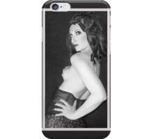 The Intrigue - Self Portrait iPhone Case/Skin