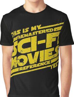 Sci-fi Movie Tee Graphic T-Shirt