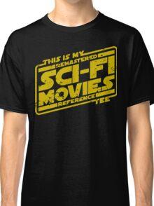 Sci-fi Movie Tee Classic T-Shirt
