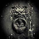 Knock - if you dare! by KarenLindale