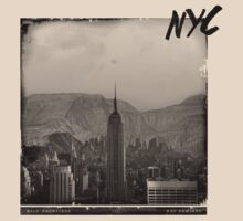 Wild Frontiers /// NYC Remixed by ayarti