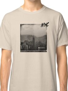 Wild Frontiers /// NYC Remixed Classic T-Shirt