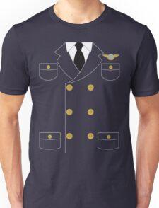 Catch Me If You Can Pilot Shirt Unisex T-Shirt