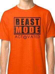 Beast Mode Bodybuilding Gym Sports Motivation Classic T-Shirt