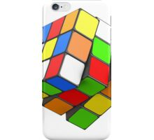 Rotating Cubes iPhone Case/Skin