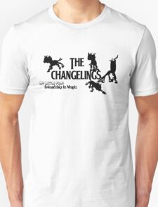 The Changelings - Beatles - My Little Pony Unisex T-Shirt