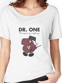 Dr One Women's Relaxed Fit T-Shirt