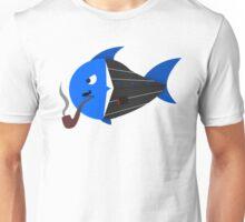 Mafia boss fish Unisex T-Shirt