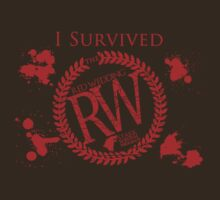 I SURVIVED THE RED WEDDING by OutbreakShirts