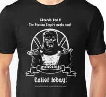 Join the Immortals Unisex T-Shirt