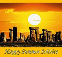Happy Summer Solstice by ©The Creative  Minds