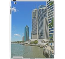 Brisbane Riverside iPad Case/Skin
