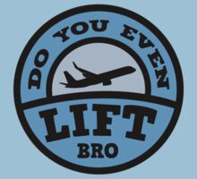 Do You Even Lift Bro? by BrightDesign