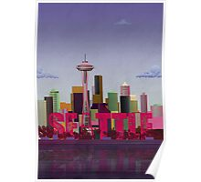 Seattle Poster