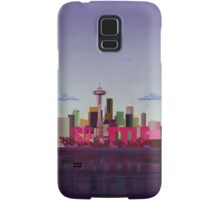 Seattle Samsung Galaxy Case/Skin