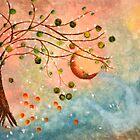 Cosmic Oak by Denise Tomasura
