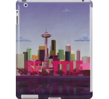 Seattle iPad Case/Skin