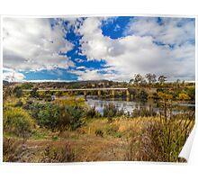 Derwent River, Tasmania #4 Poster
