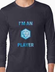 ingress player Long Sleeve T-Shirt