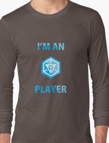 ingress player Long Sleeve T-Shirt