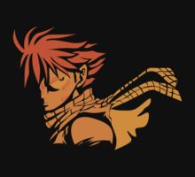 Natsu Dragneel Shadow - Fairy Tail by HummY