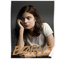 BØRNS (borns) Poster