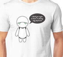 Hitchikers Guide: Marvin Unisex T-Shirt