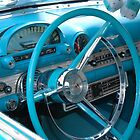 classic car blue classic car interior vintage by spitfirebbmf