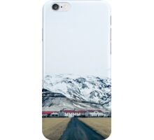 Icelandic Farm iPhone Case/Skin