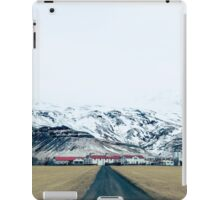 Icelandic Farm iPad Case/Skin