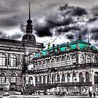 Dresdener Zwinger by pdsfotoart