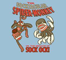Socktacular Spider-Monkey Unisex T-Shirt