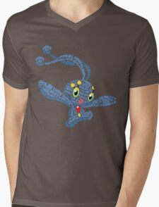 Manaphy Mens V-Neck T-Shirt