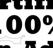 Non-adult Sticker