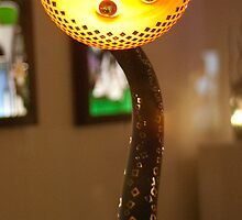 Lotus Flower lamp by DavidsArt