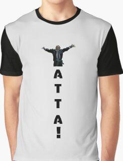 Yatta! Hiro Nakamura Graphic T-Shirt