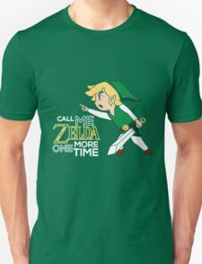 Call Me Zelda, Link T-Shirt