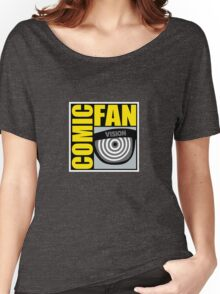 Comic-Fan Women's Relaxed Fit T-Shirt
