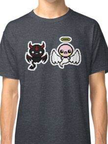 The Binding of Isaac - Angel and Devil Classic T-Shirt
