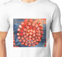PINK CORAL ON THE GREAT BARRIER REEF, AUSTRALIA Unisex T-Shirt