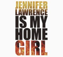 Jennifer Lawrence Is My Home Girl by Look Human