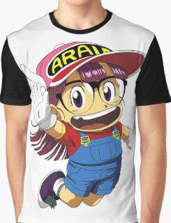 Arale Dr Slump Graphic T-Shirt