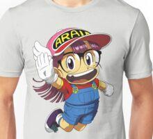 Arale Dr Slump Unisex T-Shirt