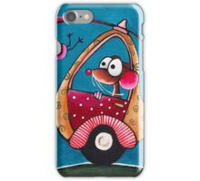The Helicopter iPhone Case/Skin