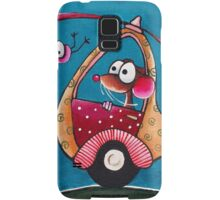 The Helicopter Samsung Galaxy Case/Skin